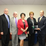 OHFA honors First United Bank as its 2016 Premier Award winner.